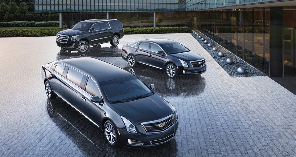 San Antonio Cadillac Limousine Rental Services charter shettle event wedding business executibe transportation