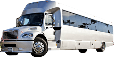 San Antonio Party Bus Rental 55 passenger charter limo buses