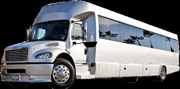 San Antonio Party Bus Rental 55 passenger charter limo buses