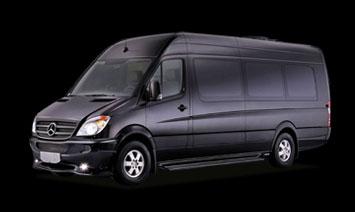 San Antonio Mercedes Sprinter Van Rental Services
