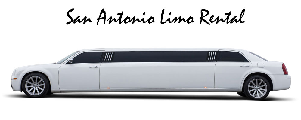 San Antonio Chrysler 300 Limousine Rental Services