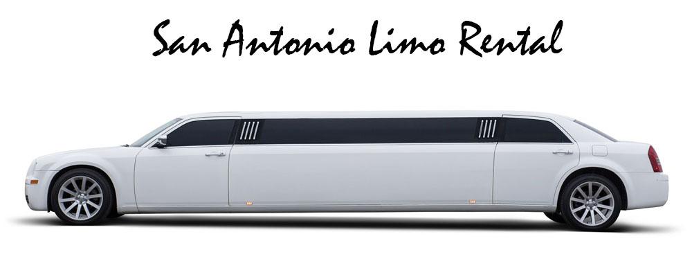 San Antonio Chrysler 300 Limousine Rental Services