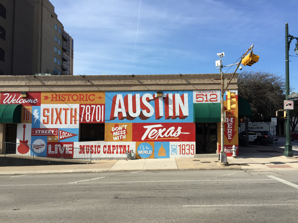 San Antonio to Austin Transportation Rental Services