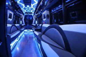 San Antonio Party Bus Rental Transportation Services Buses Limos 35 passenger